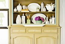 Decor - Dining / by Cathy Brown