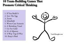 onderwijs teambuilding
