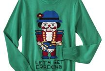 Ugly Christmas Sweaters / Are you going to an ugly Christmas sweater party this year?  If you don't have an ugly sweater yet, take a look at these! / by LuxeFinds.com .