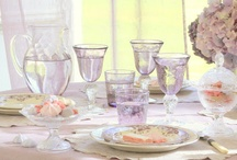 Table Settings/ Tablescapes