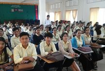 C-BED training in Kampot Provincial Training Center, Cambodia, with the support of NTTI