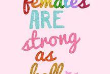 GIRLS POWER!