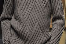 Druty/sweter męski