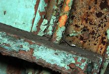 urban abstract decay