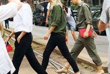 Fashion Weeks & Street Fashion .