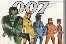 James Bond 007 / by Clive Woollands