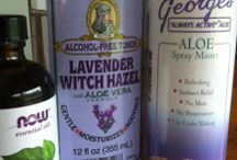 DIY Natural Personal Care Products