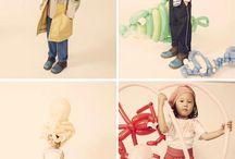 little kids. / by Megan Huston
