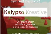 Kalypso Kreative / Here are our designs