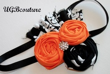 Hair accessories and ideas / by Tonya Edwards-Robertson