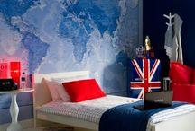 Chambres d'adolescente brittish