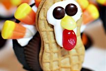 Give THANKSGIVING with a grateful heart.. goodies & decorating ideas / by Tiffiny Smallwood