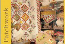 patchworkové časopisy
