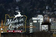 Portland / by Tracy Challis