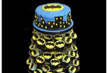 Cakes / Batman birthday cakes