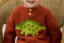 Toddler boy sweater
