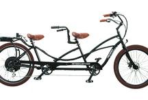 Pedego Electric Bikes / by JoDeen Wolff
