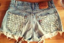 DIY Shorts / by Hannah Elizabeth Buchanan