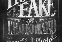 4. Typography / A huge collection of typographic styles and techniques. / by Michael-Ray Erasmus