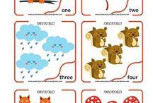 English for kids - Autumn