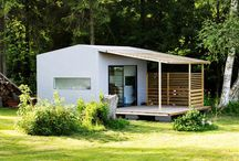 Movable (holiday) homes