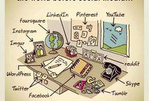 Social Media Humor / Funny stuff relating to social media like facebook, Pinterest, LinkedIn, Tumblr, Twitter, etc.