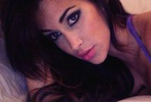 Claudia Sampedro / absolutely gorgeous