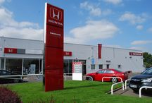 Swansway Honda Rochdale / Swansway Honda Rochdale Dealership  / by Swansway Group