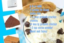 body by vi recipes! yummy!! / by Kelly Thompson
