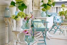 Front Porch / Fabulous porches, balconies, patios... / by Wifey McWiferson