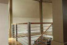 classy railing