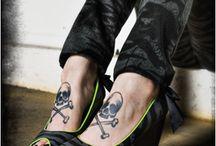 skull tatoos