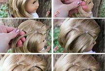 çocuk saçları
