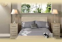 Bedrooms / Our supply of beautiful bedroom suites and comfortable beds and mattresses will make bedtime a real treat