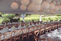 Wedding - Indian inspired backyard wedding