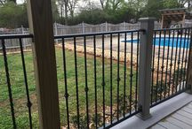 Iron Fencing / Fencing for your home