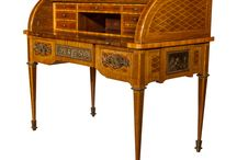 Furniture / Commodes,Desks,Fireplaces,Centre tables,Mirrors,Vitrines