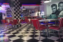 Diner Casoli / Diner Casoli by LusimaAmericanStyle