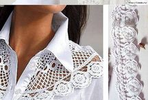 lace în clothes