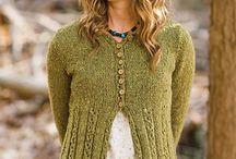 Knit and Crochet / by Jill Pauwels Brezenoff