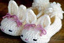 Bebê Tricot/Crochet