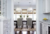 Butler's Pantry/Banquette