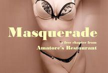 Amatore's Restaurant / a erotic novel by James Sillwood