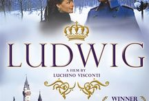 Ludwig II / Movie directed by Luchino Visconti, starring Helmut Berger and Romy Schneider