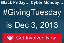 I Choose To Give  / Save The Date: Tuesday, December 3rd is Giving Tuesday  / by Public Allies