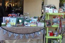 My Craft Show Set-ups / My Various Craft Show Set-Up & Displays / by Sylvia Lewis