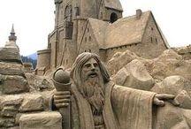 Sand Skulpturen