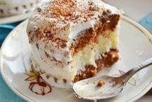Еда-Пирожные