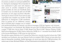 Press Report / Découvrez les activités de notre agence dans les revues de presse