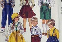 Patterns I have that need to be sewn up asap! / by Mindi B